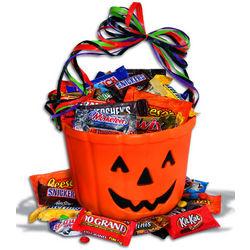 Choc-O-Lantern Halloween Gift Basket