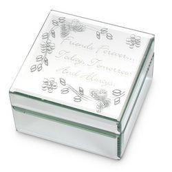 Friends Keepsake Jewelry Box