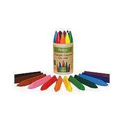 Eco Friendly Triangular Crayons