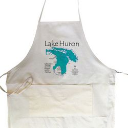 Personalized Lake Apron