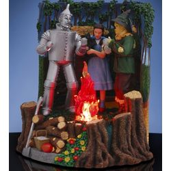 The Wizard of Oz Friends Stick Together Musical Figurine