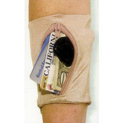 Arm Wallet with Zip Closure