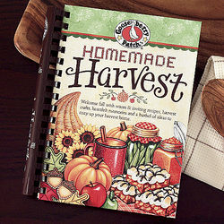 Gooseberry Patch Homemade Harvest Cookbook