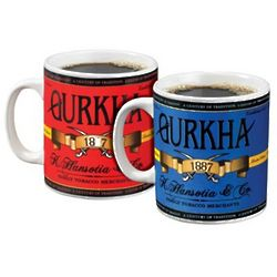 Gurkha Coffee Mug Set