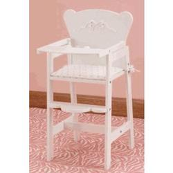 Tiffany Doll High Chair