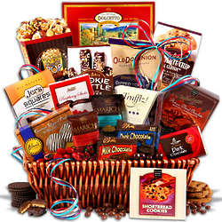 Premium Sweet Decadence Chocolate Gift Basket