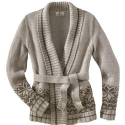 Women's Mountain Laurel Wrap Cardigan