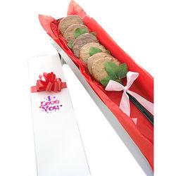 Lovely Longstem Cookie Box