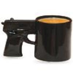 Ceramic Gun Mug