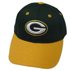 Packers Logo Toddler Baseball Cap