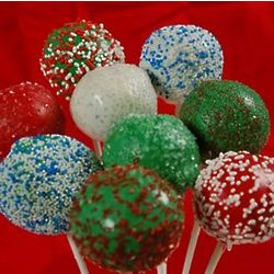 Holiday Classic Cake Pops