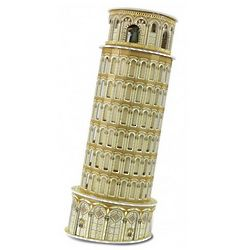 Leaning Pisa Tower 3D Jigsaw Puzzle