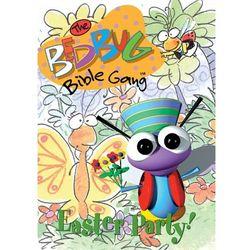 Bedbug Bible Gang Easter Party DVD