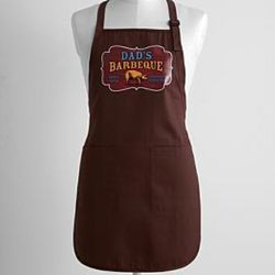 Smokin' Hot BBQ Personalized Apron