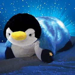 Glow Penquin Stuffed Animal