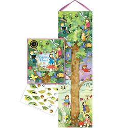 Musical Fairy Tree Growth Chart