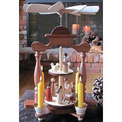 Heirloom Christmas Carousel