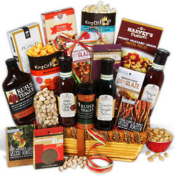Grilling Greatness Gift Basket