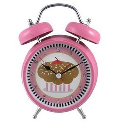 Cupcake Delight Alarm Clock
