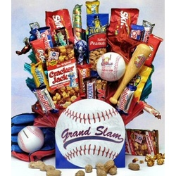 Grand Slam Candy Bouquet