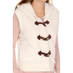 Plush and Cozy Vest