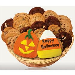 Happy Halloween Cookie Basket