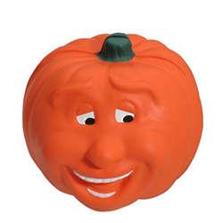 Smile Pumpkin Stress Ball