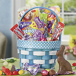 Bunny Favorites Easter Basket