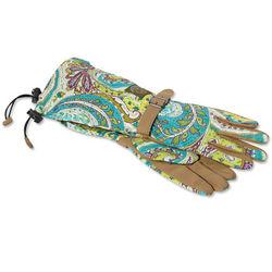 Pretty Tough Teal Gardening Gloves