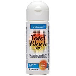 Fallene Total Block SPF 60 Tinted Sunscreen