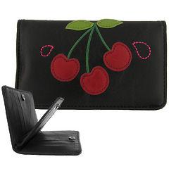 Very Cherry Card Holder