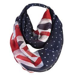 Union Jack Infinity Scarf