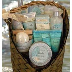 Timeless Spa Gift Basket