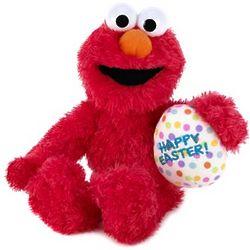 Easter Elmo Plush