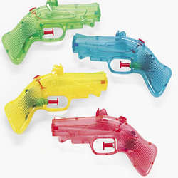 Flint Lock Water Guns