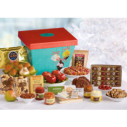 Mistletoe Christmas Party Box