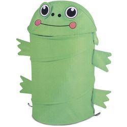 Frog Design Kiddie Pop-Up Hamper