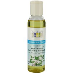 Peppermint Harvest Body & Massage Oil