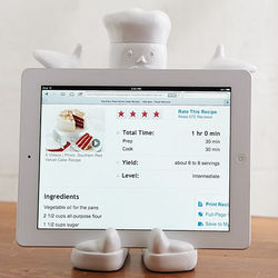 Chef Tablet andCookbook Holder