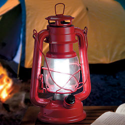 Vintage LED Lanterns Set