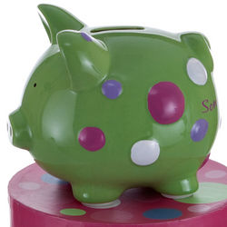 Personalized Mini Someone Special Piggy Bank