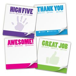 Praise Pad Sticky Notes Variety Pack