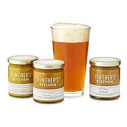 Beer Mustard Trio