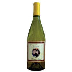Personalized Girl or Boyfriend Wine Label