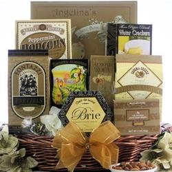 New Year's Delights Gourmet Gift Basket