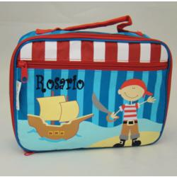 Pirate Personalized Insulated Lunch Tote