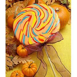 Giant Halloween Lollipop