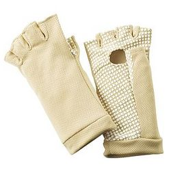 Fingerless UPF Gloves