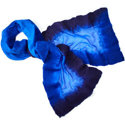 Handcrafted Waterfall Scarf