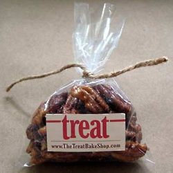 Spiced Pecans Snack Bags